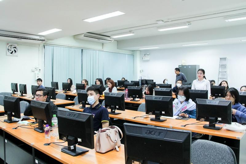 กิจกรรมแลกเปลี่ยนเรียนรู้การใช้งานระบบ CMU e-Document (Version 2)